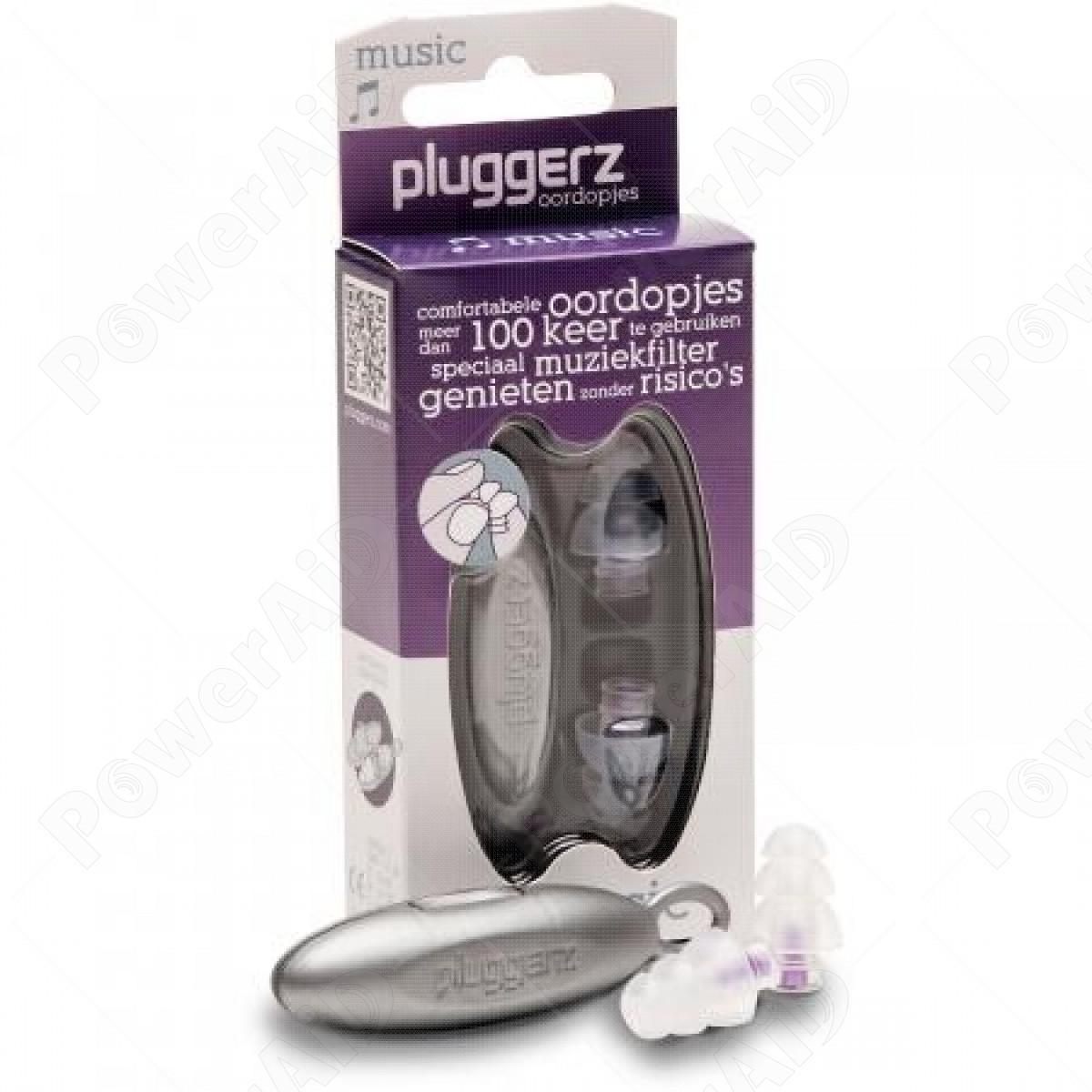 Pluggerz - Music