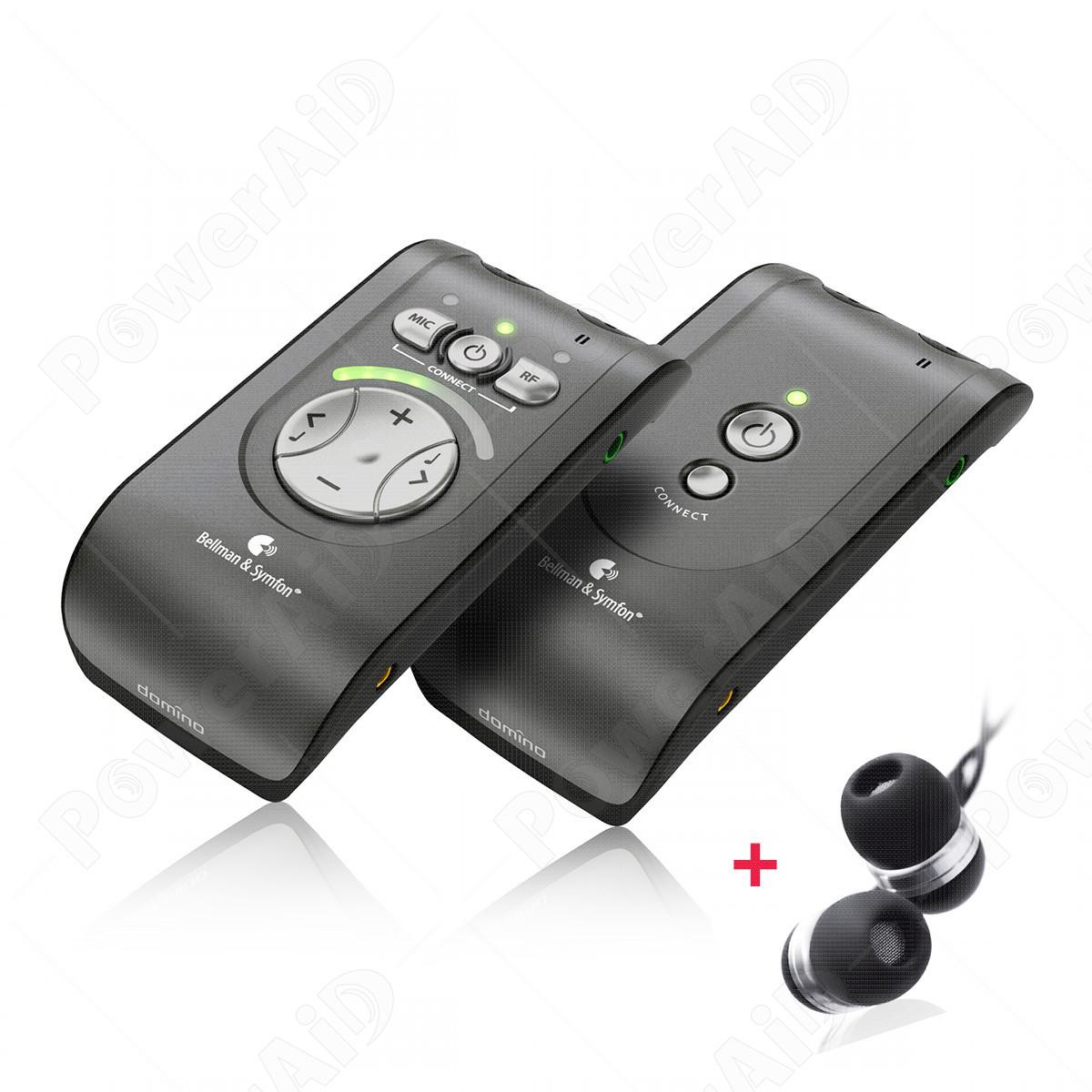 Bellman & Symfon - Domino Pro Sistema di Ascolto