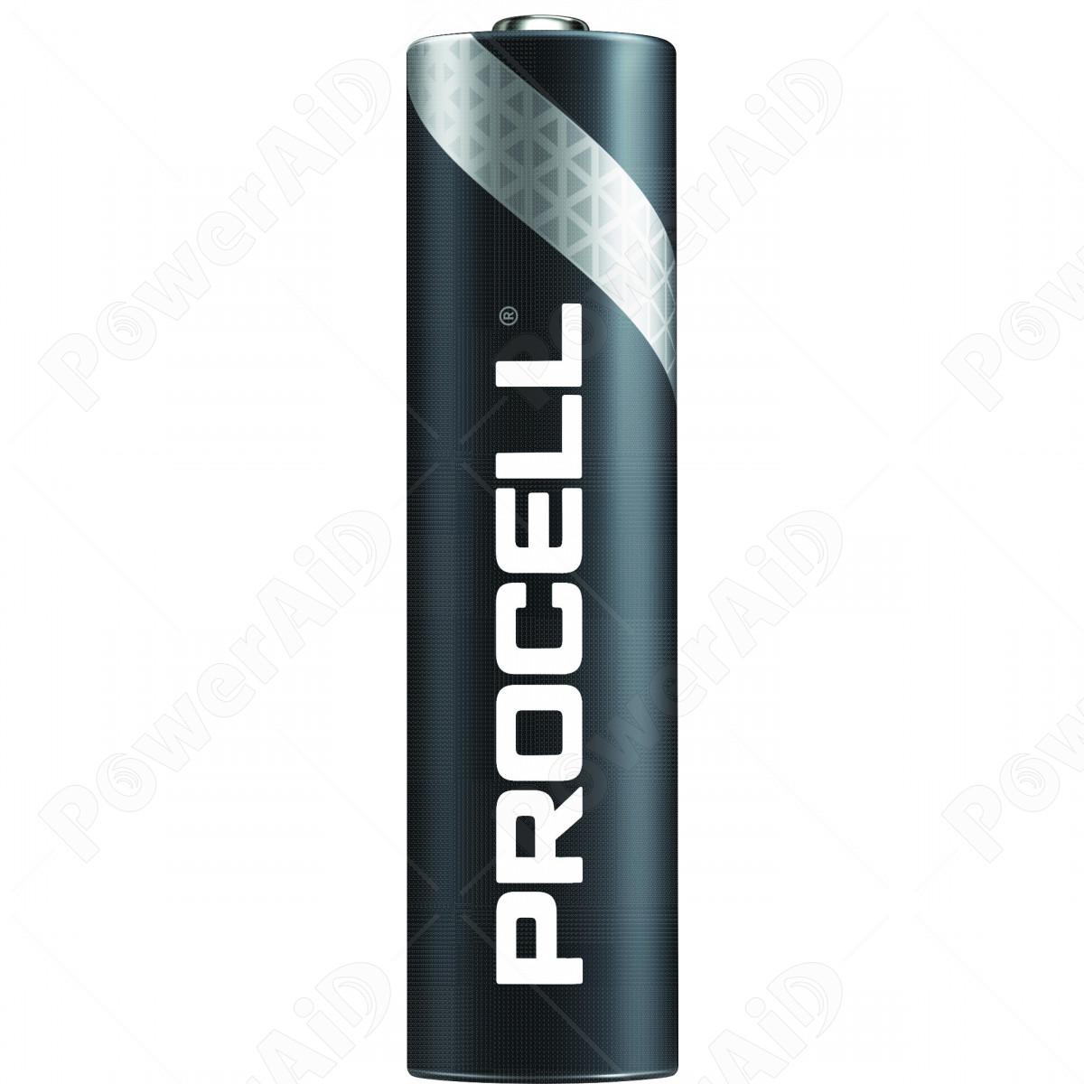 Duracell Procell - Confezione da 10 pile Ministilo AAA