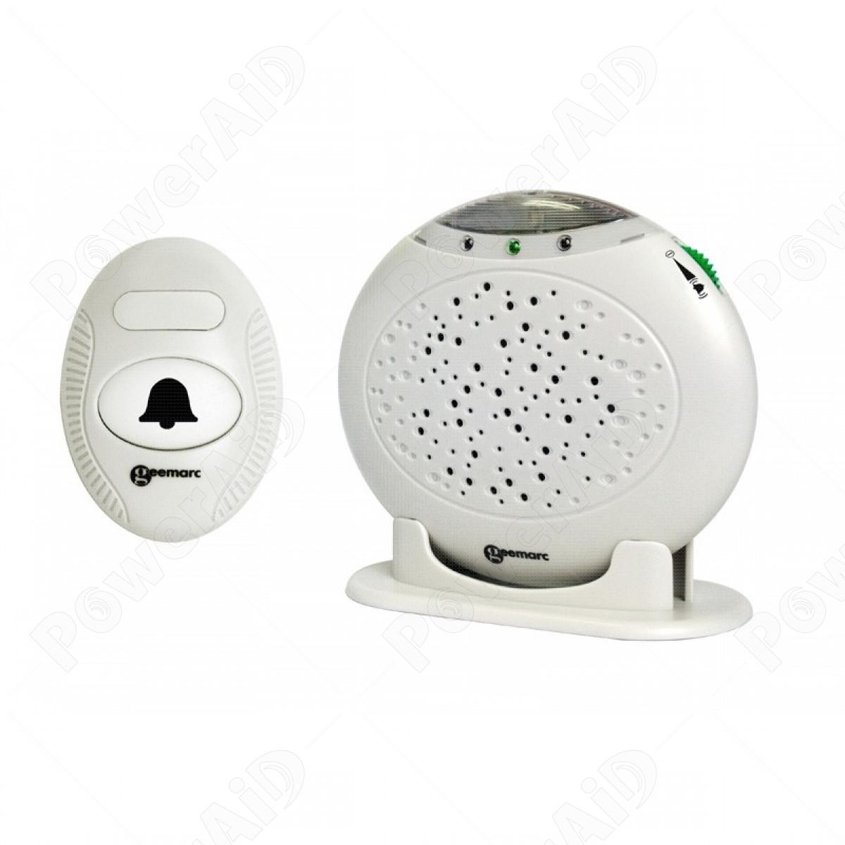 Geemarc - AmpliCALL 16 segnatatore campanello porta