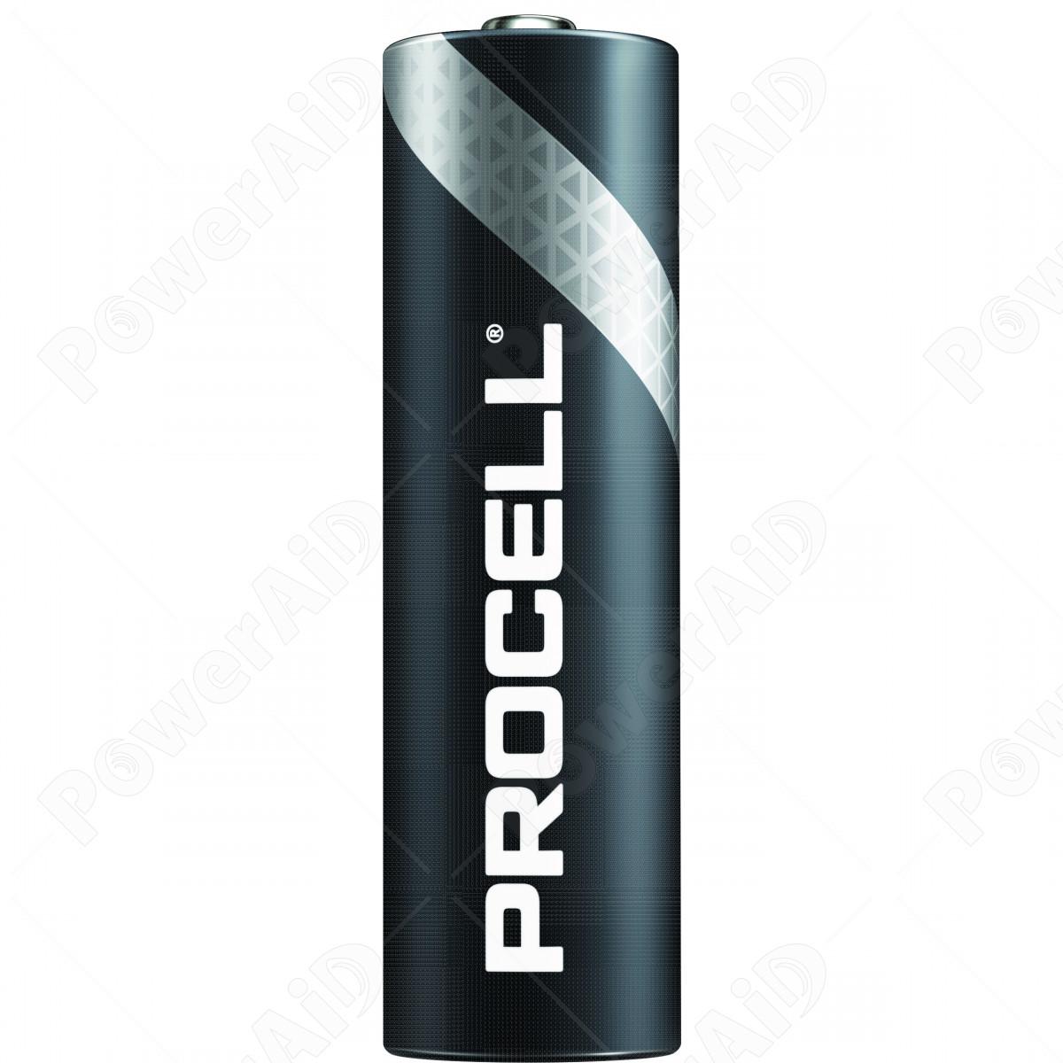 Duracell Procell - Confezione da 10 pile Stilo AA