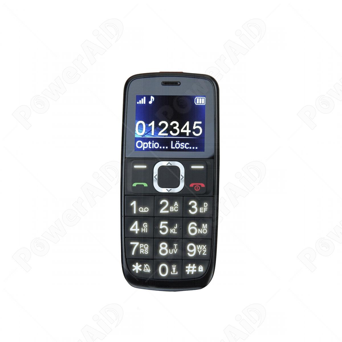 Switel - M170 Cellulare con suoneria amplificata