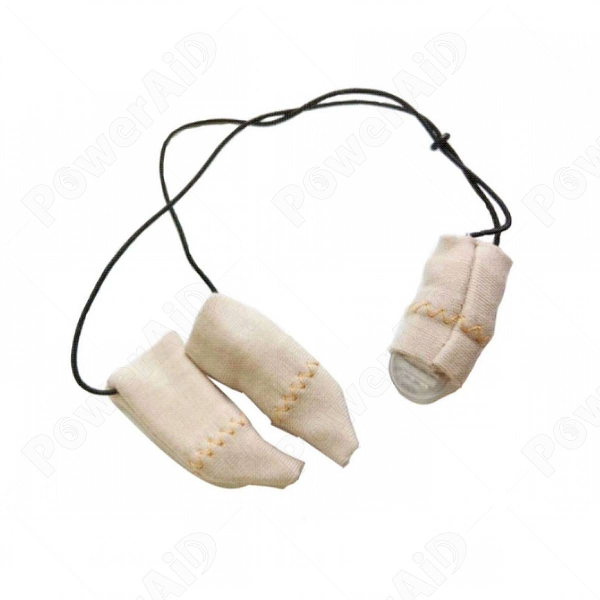Soundlink - BTE Clip protezione polvere, sudore e anticaduta Panna