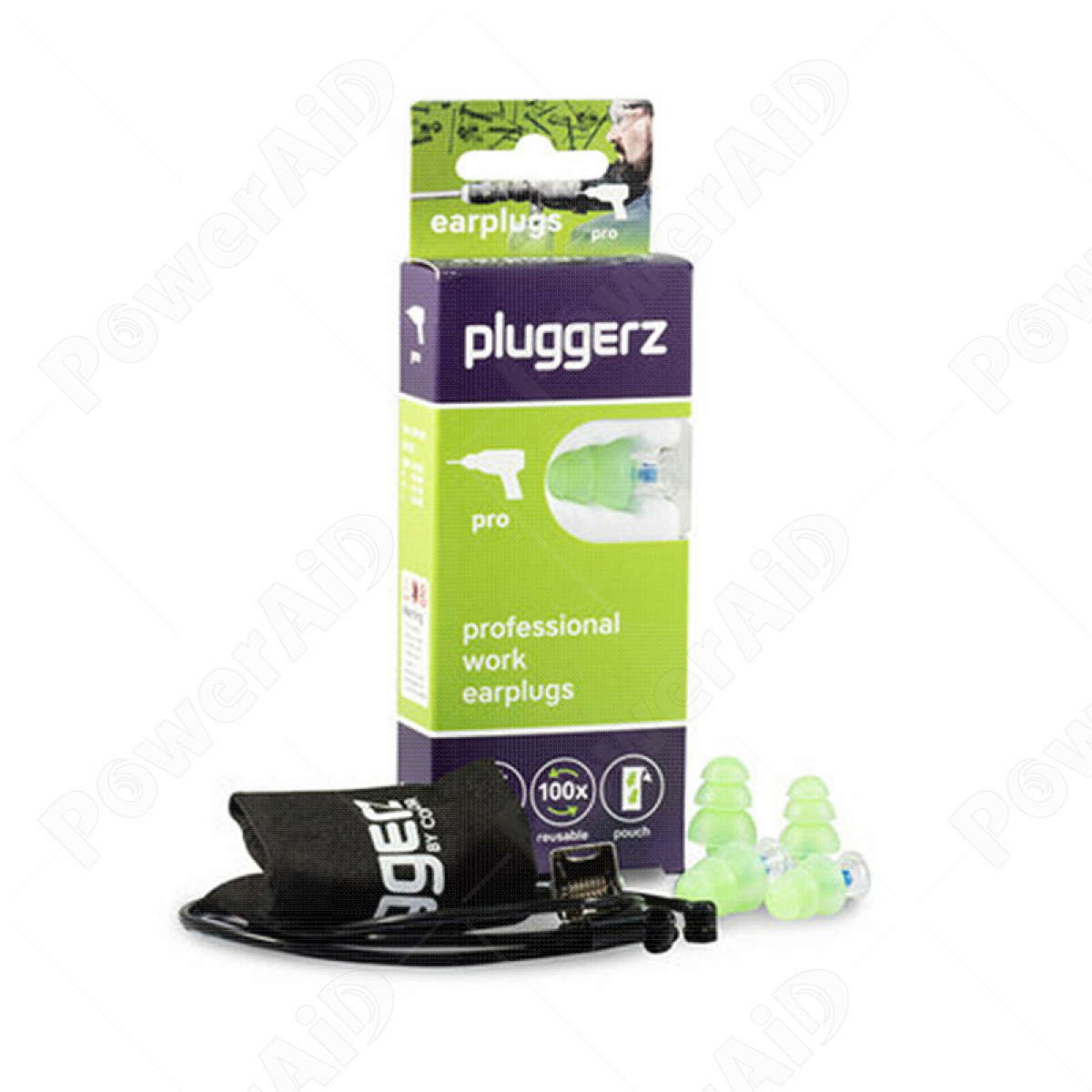 Pluggerz – Pro Uni-Fit