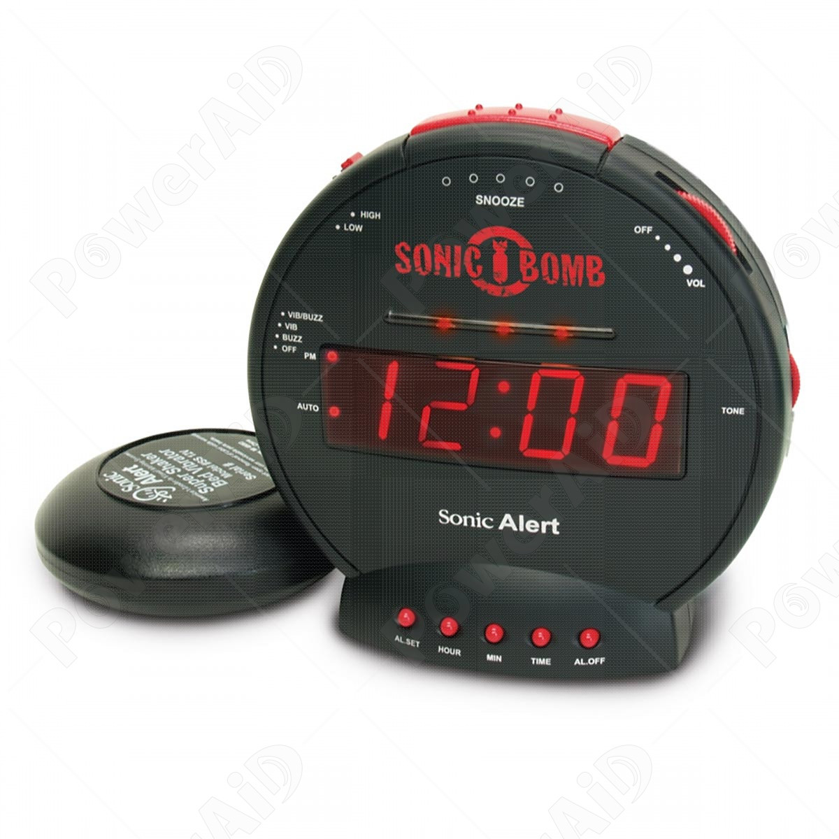 Sonic Alert - Sonic Bomb Sveglia digitale