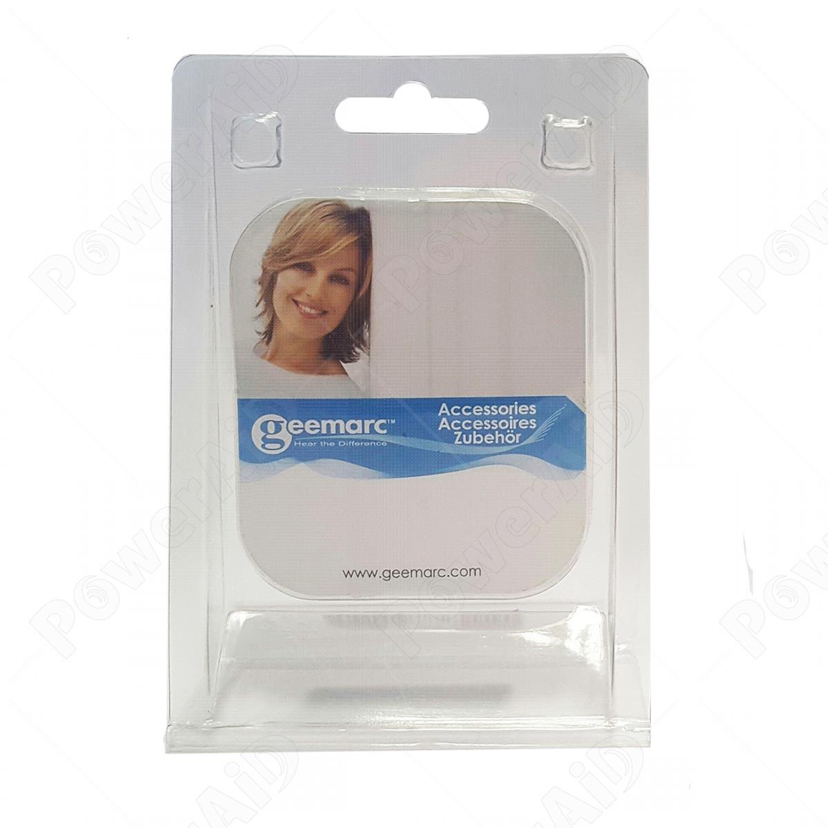 Geemarc batteria di ricambio per cuffie cl7300 cl7310 for Cuffie insonorizzanti per dormire