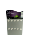 Pluggerz - Espositore  in plastica con 10 Ganci