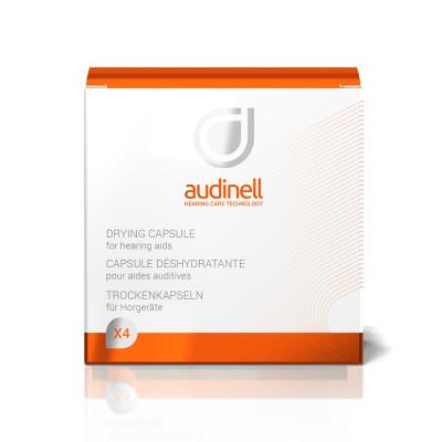 Audinell - 4 Capsule essiccanti