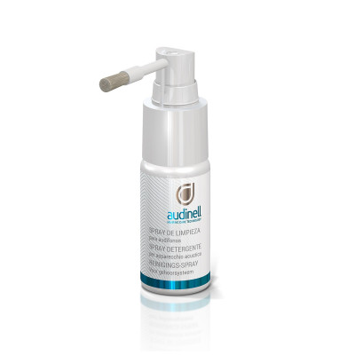 Audinell - CLEANING SPRAY 30 ml detergente con spazzola