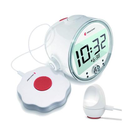 Bellman & Symfon - Sveglia con potente Suoneria, Vibrazione e Flash e Sensore (Pro Plus)
