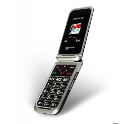 Geemarc - CL8500 Telefono Cellulare Dual-Sim Amplificato