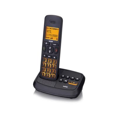 Switel - DCT 59071 Telefono Cordless con segreteria telefonica digitale