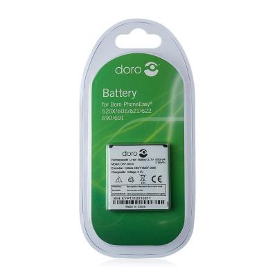 Doro - Batteria per PhoneEasy 520X / 606 / 621 / 622 / 690 / 691