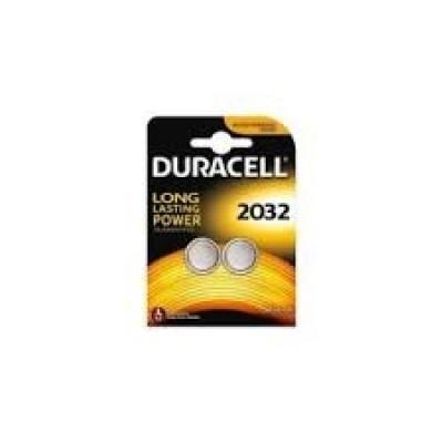 Duracell - CR2032 3V Blister 2 pile