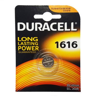 Duracell - CR1616 3V Blister 1 Pila