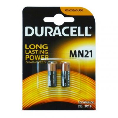 Duracell - MN21 12V (23A) Blister 2 pile