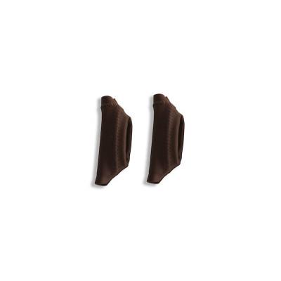 Ear Gear - 2 Cover per processori cocleari Marrone