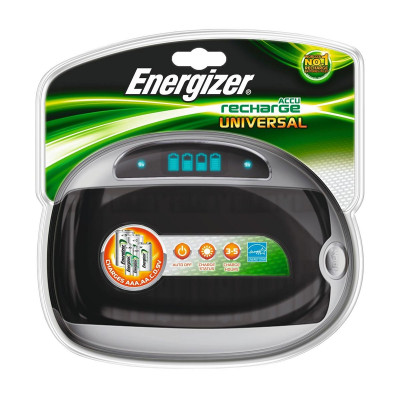 Energizer - Caricabatterie Universale con Display
