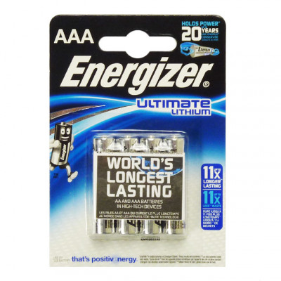 Energizer - Ministilo AAA Ultimate Lithium