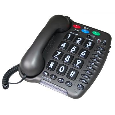 Geemarc - AmpliPOWER 50 Antracite telefono amplificato