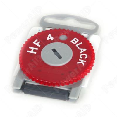 Audio Service - Paracerume HF4 Black Rosso