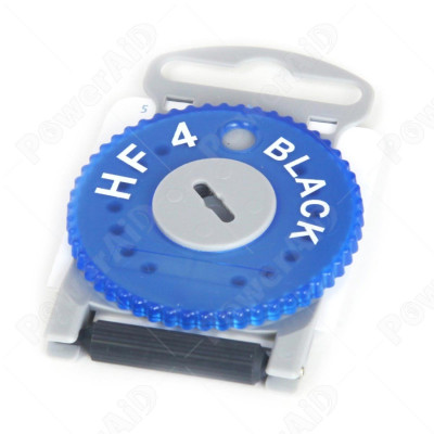 Audio Service - Paracerume HF4 Black Blu