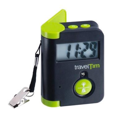 Humantechnik - TravelTim Sveglia da viaggio con vibrazione Verde