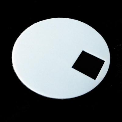 Humantechnik - Cuscinetto adesivo per rilevatore di fumo