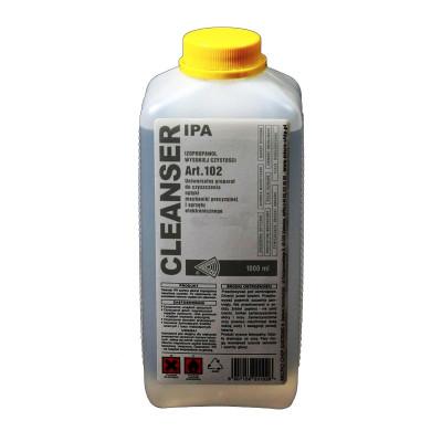Cleanser - Ipa 102 Isopropanolo Detergente per sistemi ad ultrasuoni