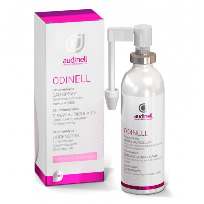 Audinell - ODINELL spray per pulizia orecchio