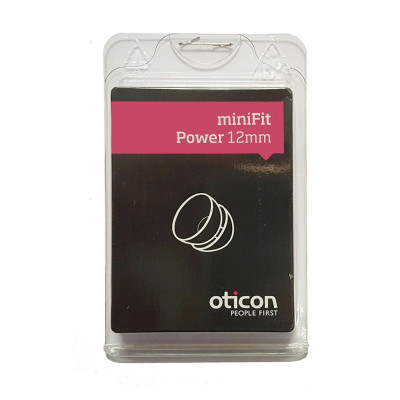 Oticon - Cupola miniFit Power 12mm