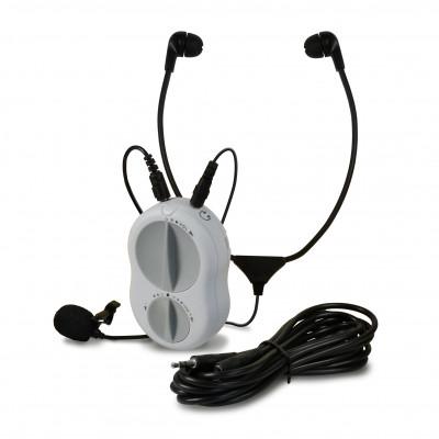 Humantechnik - Crescendo 60 Amplificatore Personale con cuffie stetoscopiche
