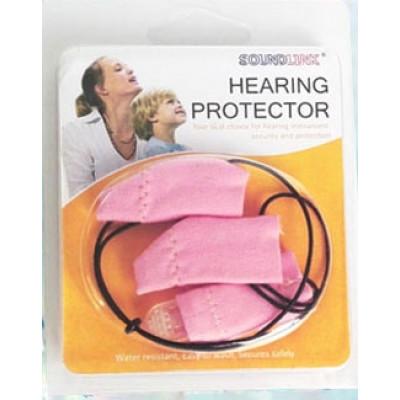 Soundlink - BTE Clip protezione polvere, sudore e anticaduta Rosa