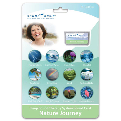 Sound Oasis - Scheda Sonora SC-300-04 Nature Journey