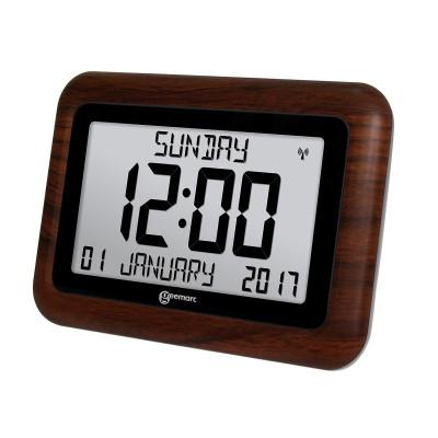 Geemarc - VISO10 orologio per demenza - Marrone